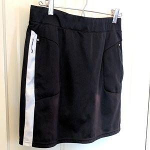 RLX Ralph Lauren Skirts - RLX Ralph Lauren Golf Skort Black White Size Small